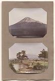 View of Mount Fuji from Sudzukawa, Japan