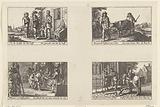 The first four episodes from the Judiciary of Count William III