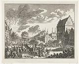 The Hague sacked by Maarten van Rossum, 1528