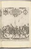 Philip, Count Palatine and Duke of Bavaria, with the Crab and Charles III, Duke of Savoy, with the Imperial Crown