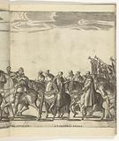 Officers of the Papal Court on Horseback, picture 11