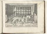 Attack by Jean de Jauregui on William of Orange, 1582