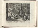 Announcement of the Twelve Years' Truce in Antwerp, 1609