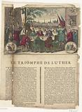 Luther's Triumph, 1707