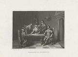 Meeting in Dendermonde with William of Orange, 1566