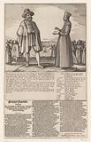 Diego de Mendoza Furtado, Governor General of Brazil and the Jesuit Domingo Coina, imprisoned by the Dutch, 1624