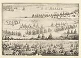 The combined Danish and Dutch fleets defeat the Swedish fleet at Öland, 1676