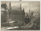 The peat ship of Breda, 1590