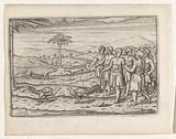 Cockfight on Java, 1596