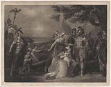 Hersilia. The Battle of the Novels & Sabines.