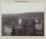 Finnish landscape by a lake