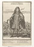 The Announcer of Versailles, 1692