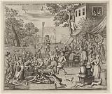 Joy at the Treaty of Utrecht, 1713