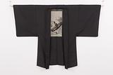 Men haori with the old cormorant fisherman from 'Ukai'