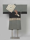 Man's under-kimono