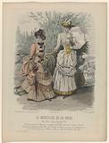Le Moniteur de la Mode, 1883, No 32. 2021: Etoffes pour deuil (…).