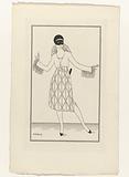 Journal des Dames et des Modes, Costumes Parisiens, 1914, No 152