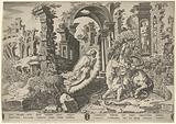 Balaam (Balaam) and the angel