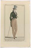 Journal des Dames et des Modes: Men's Fashion.