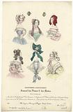 Journal des Dames et des Modes, Costumes Parisiens, 1838. 1, Bracelets de M Guilloët (…).