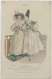 La Mode, 1830. 53, T3: Toilette de Bal du matin (…).