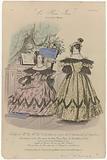 Le Bon Ton, Journal des Modes, 1835, 40th Liv. No 79: Toilette de Mme Mis (…).