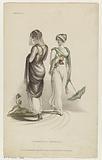 Ackermann's Repository of Arts, Jun 1, 1811, no. 30: Promenade Dresses.