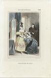 Journal des Femmes, 1832–1837, no. 88: Toilette de Bal.
