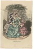 Le Magasin des Familles, c 1852
