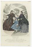 Le Bon Ton, Journal de Modes, 1860, no. 215: Perfumeries de Violet (…).