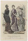 Journal des Demoiselles, Juin 1881, no. 4314: Toilettes & Modes (…).
