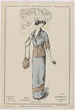 Journal des Demoiselles, Supplement au No 20, 15 October 1911, no. 5031: Perfumery Houbigant (…).