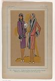 Très Parisien, 1927, no. 8: -18. - RISQUE TOUT. -Tailleur de velours (…).