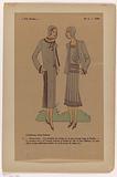 Très Parisien, 1930, No 2: Créations Jean Latour / 2. - Monte-Carl (…).