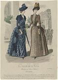El Salon de la Moda, 1888, V No 124, No 891: Montaner y Simon (…).