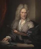 Portrait of Jan van Huysum