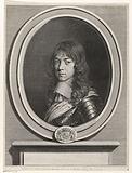 Portrait Godefroy Frederic Maurice de la Tour d'Auvergne