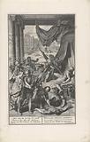 Simeon and Levi kill the Shechemites