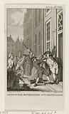 Unrest among the Orange-minded in The Hague, 1785