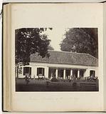 Batavia – Private house on Cramat (Mr Pattijn.