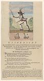 Roller skater, 1790