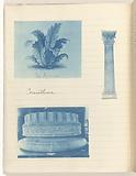 Photo album 'Art History Notes, 1901' by Florence B Jubles