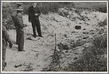 Exhumation of People Executed on the Waalsdorpervlakte