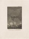 Heavy fog in Amsterdam, 1790