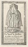 Recueil de la diversité des habits (A Collection of the Various Styles of Clothing)