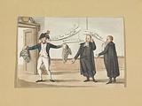 France Deprives Wigs, 1795
