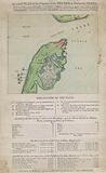 Map of the head of North Holland and Texel, conquered by the British, 1799