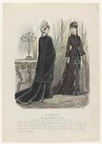 La Saison, Journal illustré des Dames, 1877, 10th année, no. 24. 469: Toilettes et confection (…).