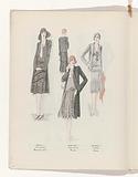 Art – Goût – Beauté, Feuillets de l 'élégance féminine, Juin 1929, No 106, 9th Année, p. 9.