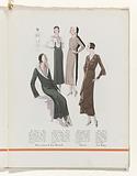 Art – Goût – Beauté, Feuillets de l 'élégance féminine, Mai 1931, No 129, 11th Année, p. 9.